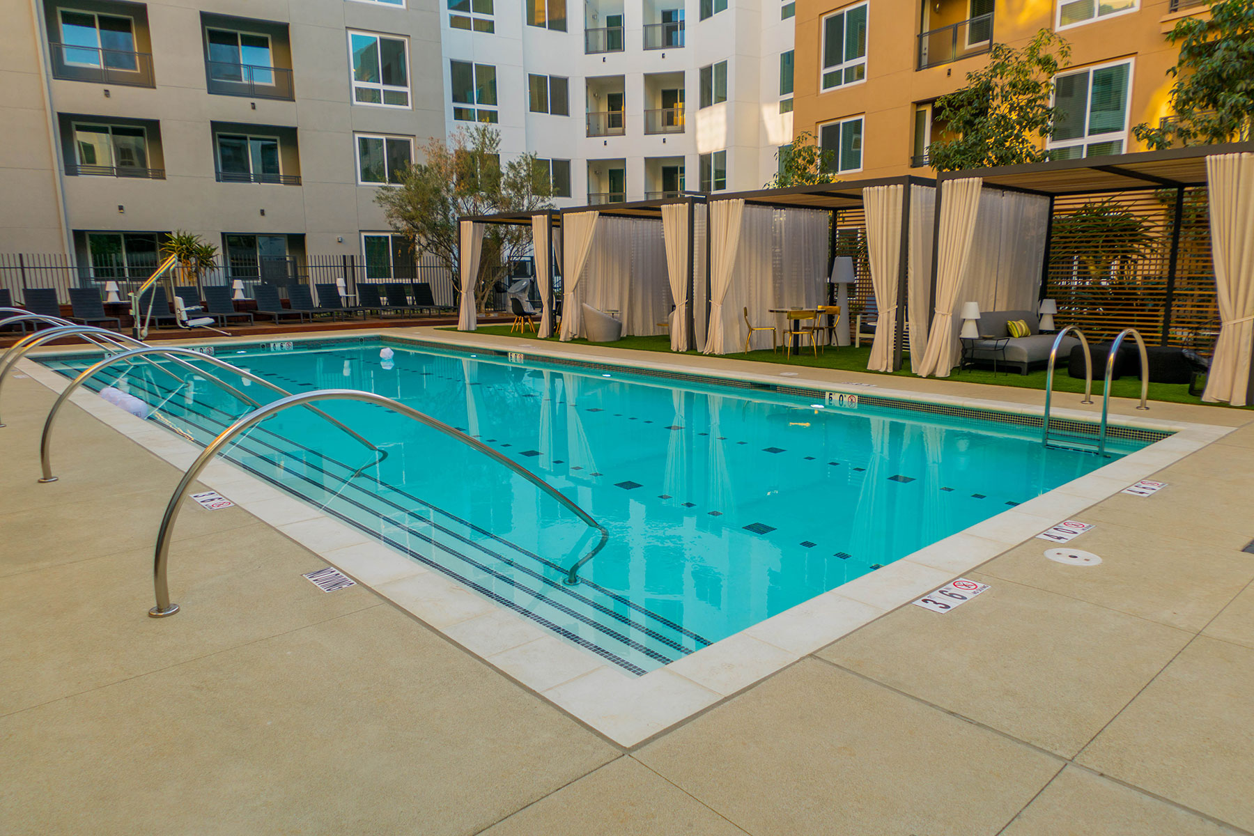 Baker Block Pool Red Oak Investments
